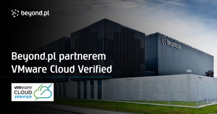 Beyond.pl partnerem VMware Cloud Verified CF