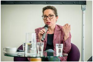 (c) fot: Beata Czarnecka; www.beataczarnecka.com - K. Szymielewicz, prezeska Fundacji Panoptykon