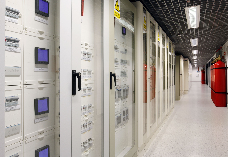 Data Center Equinix Warszawa