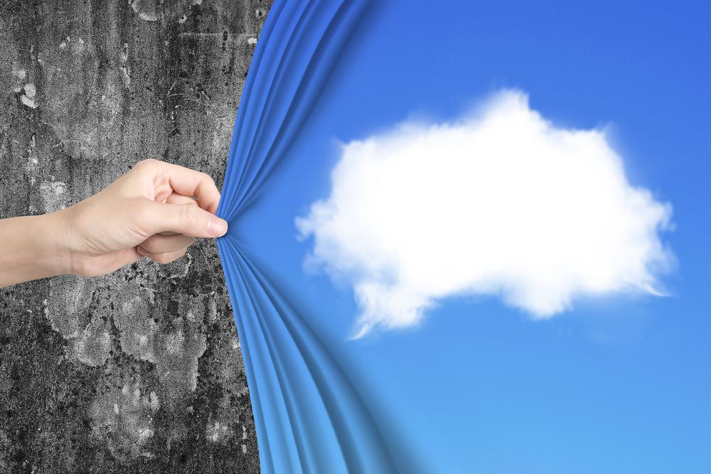 Chmura publiczna prywatna hybrydowa - jak dla finansów