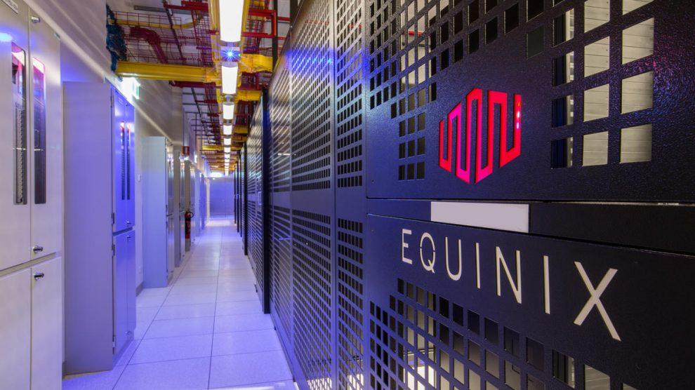 equinix data center location