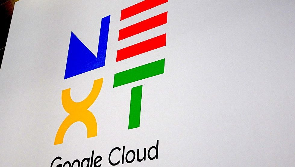 Google cloud next London 2019