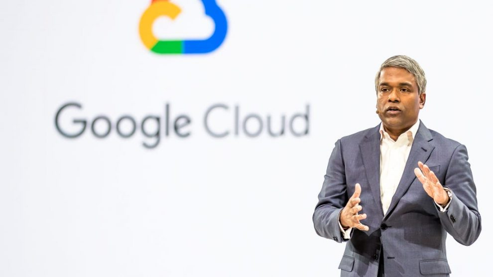 Thomas Kurian, CEO Google Cloud