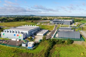 Google Data Center Dublin
