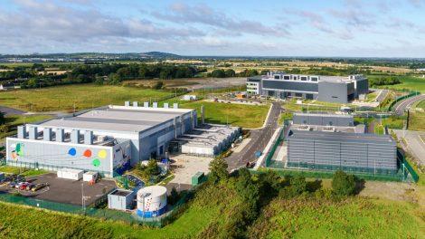 Google Data Center Dublin