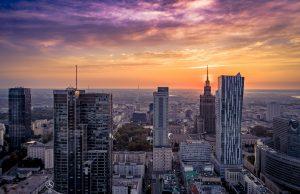 Warsaw perspective data center market CEE