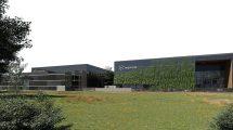 Kampus Beyond.pl wizualizacja data center