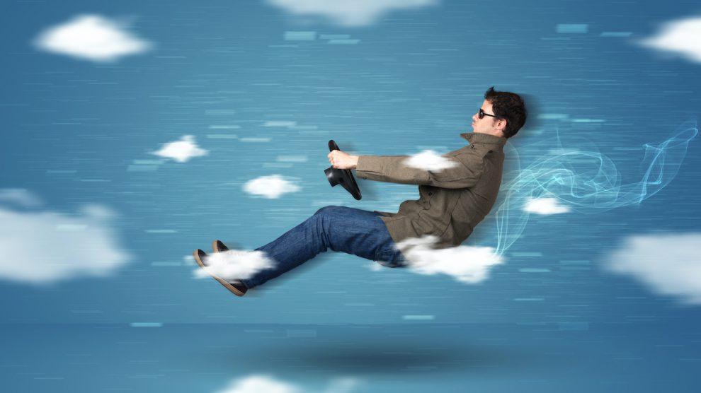 Public Cloud market speed - double growth in 4 tears IDC report