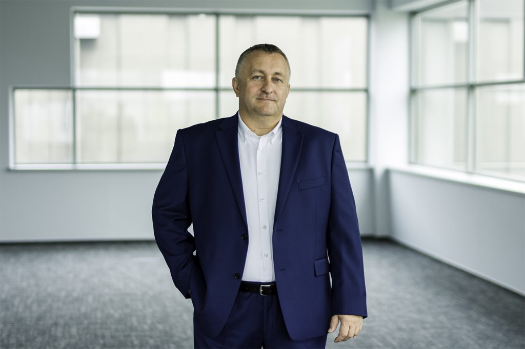 Wiesław Wilk prezes PDCA