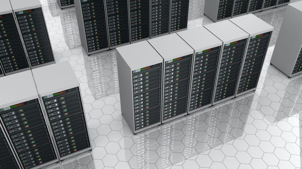 New surface Data Center