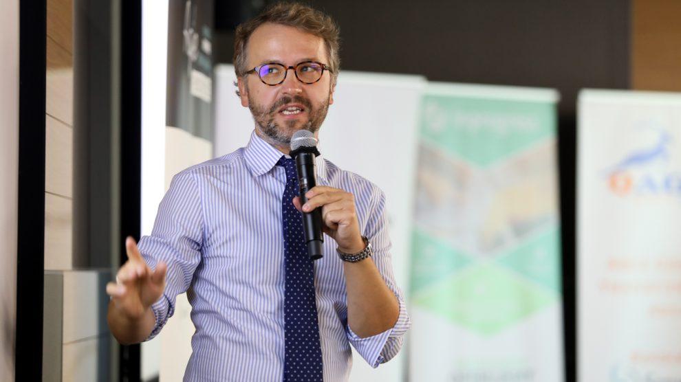 Łukasz Wegrzyn IDG Agile Konferencja