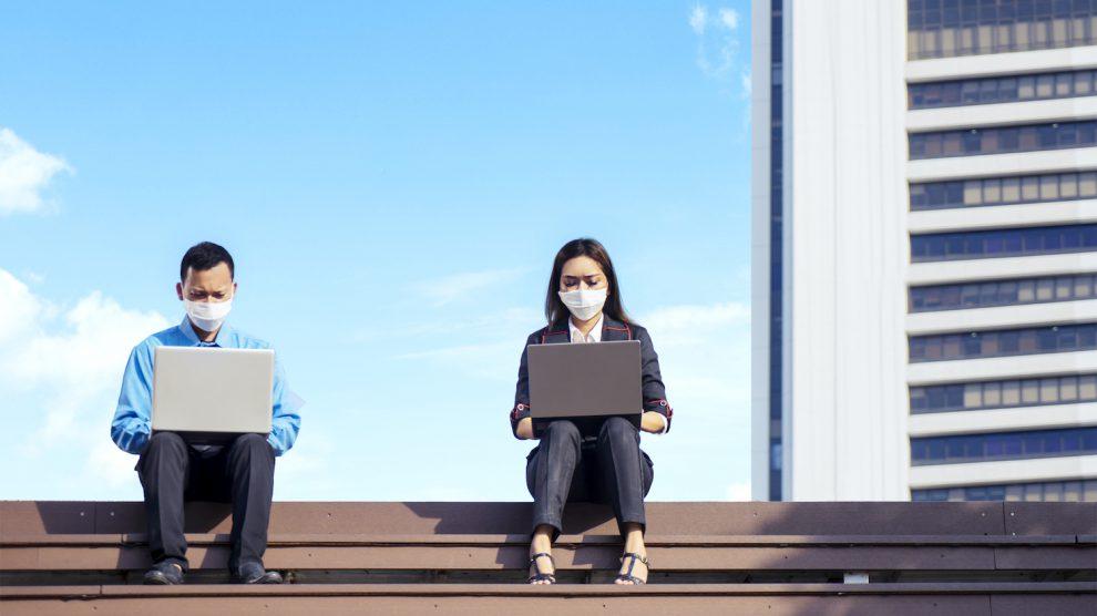 Praca w czasie pandemii