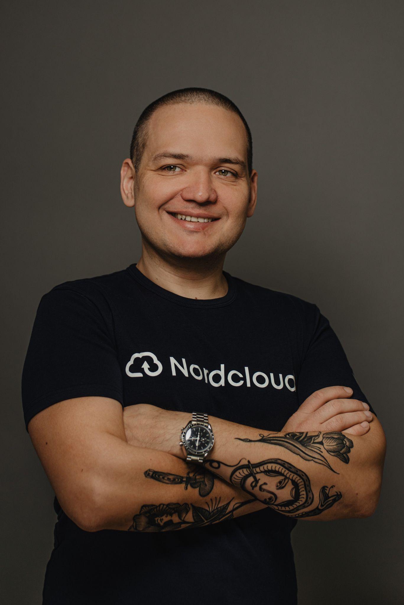 Dariusz Dwornikowski Nordcloud Poland