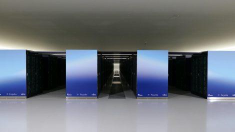 Fugaku Fujitsu supercomputer
