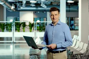 Jarosław Zieliński, CEO Welastic, AWS Community Hero