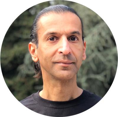 Justin Dustzadeh, CTO Equinix