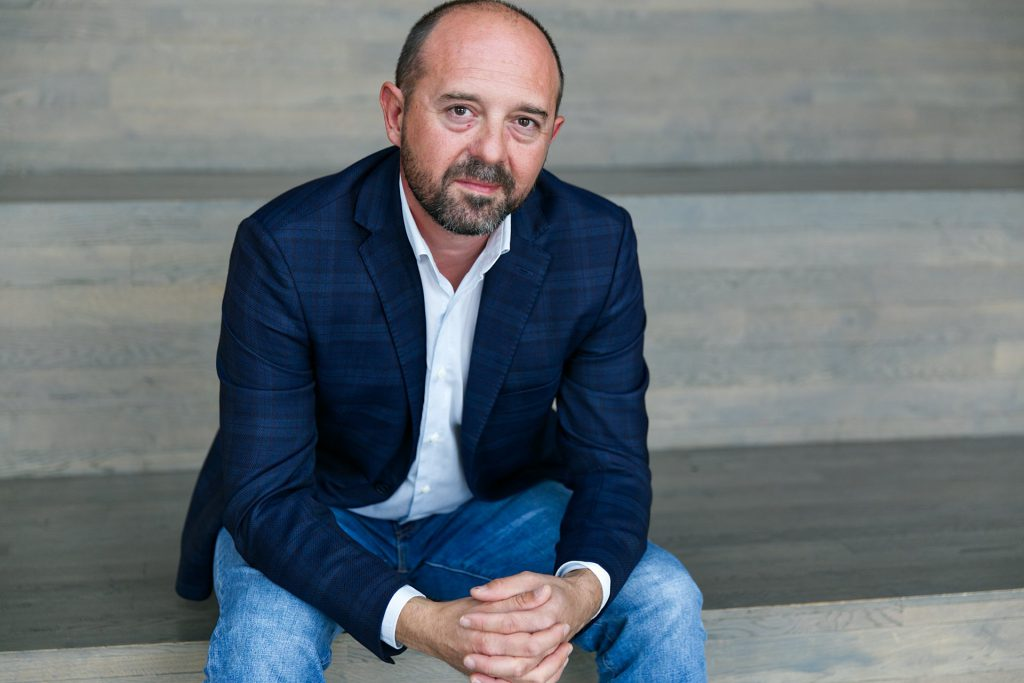 Maciej Kuzniar COO Oktawave