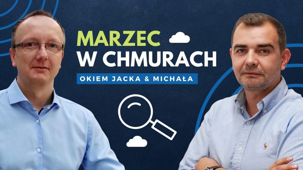 Marzec w Chmurach: Co z chmurą w polskim biznesie? Raport IDC i kryzys w OVH
