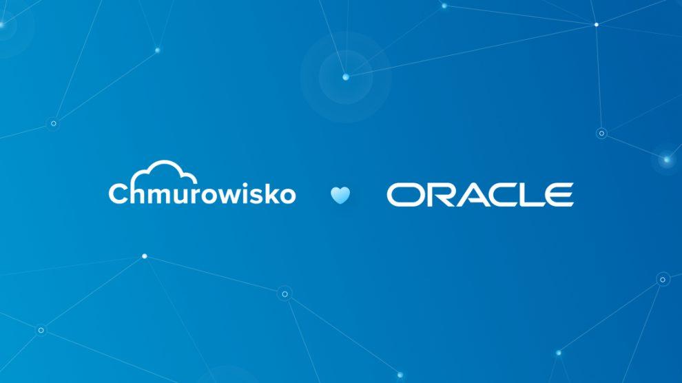 Chmurowisko i Oracle Cloud partnerami