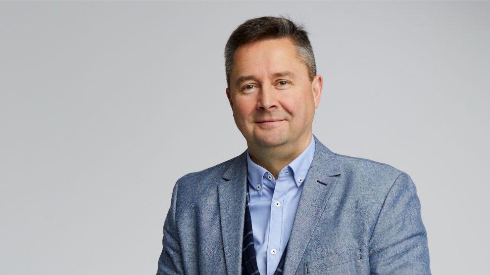 Ireneusz Wiśniewski dyrektor zarządzający F5 Networks Polska