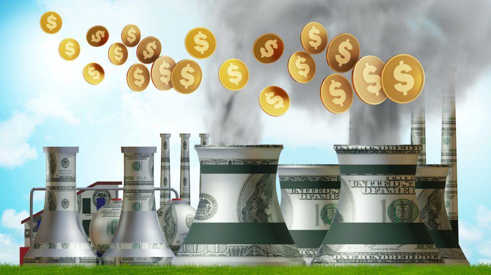 Rewolucja w datacenter - energia odnawialna, koszty energii