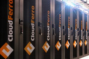 CloudFerro datacenter