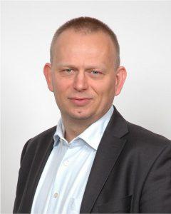 Tomasz Stępski, CEO Sinersio Polska