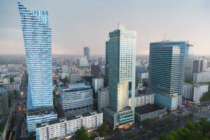 Warszawa, główny ośrodek lokalizacji data center w Polsce