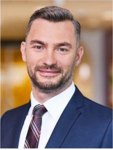 Mariusz Chudy, Partner PwC